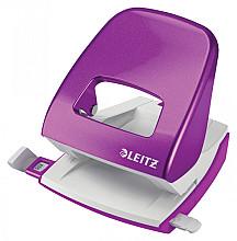 Perforator Leitz WOW NeXXt 2-gaats paars