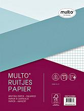 Interieur Multo 17R ruit 5mm 80gr 50vel