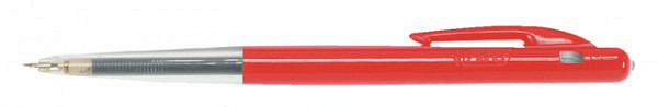Balpen Bic M10 rood medium