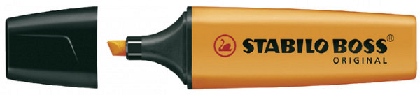 Markeerstift STABILO Boss Original 70/54 oranje