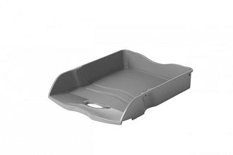 Brievenbak Han Re-LOOP A4 stapel- & nestbaar grijs