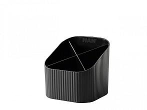 Pennenkoker Han Re-LOOP 4-vaks zwart