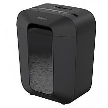 Papiervernietiger Fellowes Powershred LX45 snippers 4x37mm zwart