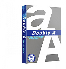 Kopieerpapier Double A Presentation A4 120gr wit 200vel