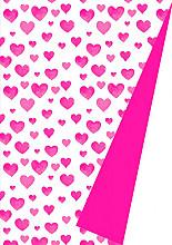 Cadeaupapier 30cm K602015-30 hearts 30cm