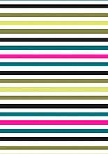 Cadeaupapier 30cm K601163/30-30 Beachstripe Multicolor 30cm
