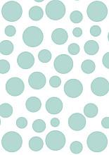 Cadeaupapier 30cm K601334/7-30 Big Bubbles Mint 30cm