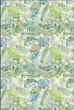 Cadeaupapier 50cm K602050/1-50 Tropical leaves 50cm