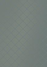 Cadeaupapier 30cm K602052/4-30 structures grey/gold 30 cm