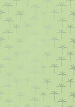 Cadeaupapier 50cm K602092/6-50 Palms Lime 50cm