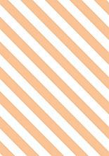 Cadeaupapier 30cm K60362/11-30 Striped Peached 30cm