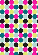Cadeaupapier 30cm K60626/37-30 Dots Multicolour 30cm