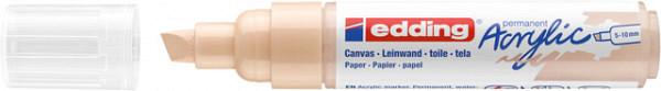 Acrylmarker edding e-5000 breed  warm beige
