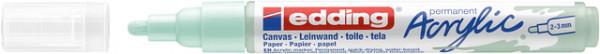 Acrylmarker edding e-5100 medium zacht mint