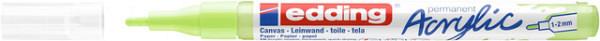 Acrylmarker edding e-5300 fijn pastel groen