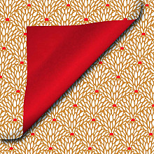 Cadeauzakjes 17x25cm 200 stuks des 518 margriet rood
