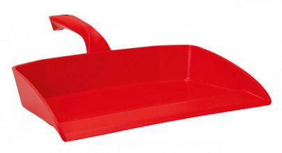 Stofblik Vikan 330x295mm rood kunststof
