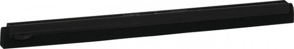 Cassette Vikan met duimgreep 60cm zwart