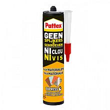 Montagekit Pattex Geen Spijkers & Schroeven Express 390gram
