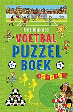 Puzzelboek Deltas Het leukste voetbal puzzelboek