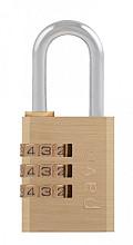 Hangslot Pavo met cijferslot 41x28x12mm