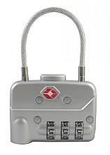 Hangslot Pavo met cijferslot en kabel
