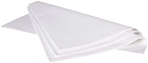 Inpakpapier Clairefontaine zijdevloei wit