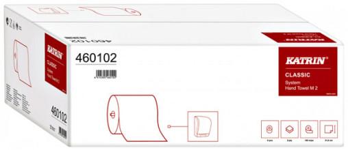 Handdoekrol Katrin 460102 Classic M2 2laags 21cmx160m