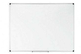 Whiteboard Quantore 90X120cm emaille magnetisch