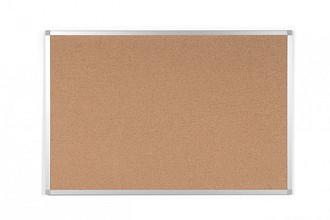 Prikbord Quantore 90x60cm kurk