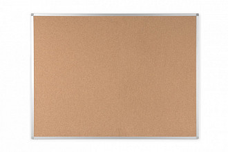 Prikbord Quantore 120x90cm kurk