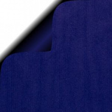 Cadeauzakjes 17x25cm 250 stuks kraft donkerblauw