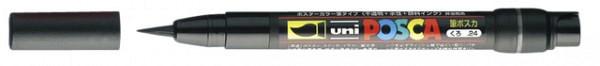 Brushverfstift Posca PCF350 zwart