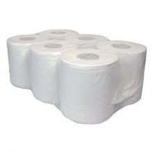 Poetspapier actie recycled tissue 21cm 2 laags 6 stuks