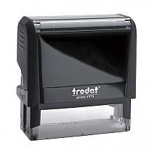 Tekststempel Trodat Printy 4915 +bon zwart