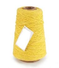 Cotton Cord/ Katoen touw 500 meter mosterd geel