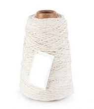 Cotton Cord/ Katoen touw 500 meter beige