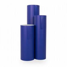 Cadeaupapier 30cm kraft dessin 1719 donker blauw