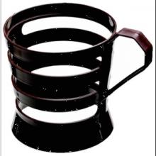 Koffiebekerhouder bruin 15 stuks