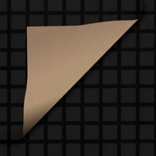 Cadeauzakjes 12x19cm 200 stuks zwart/goud (dubbelzijdig) des 992