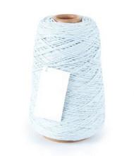 Cotton Cord/ Katoen touw 500 meter oud blauw