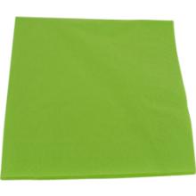 Servetten 33x33cm 2 laags 100 stuks lime groen