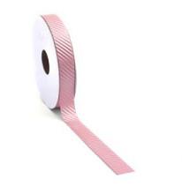 Oblique luxe lint Oud marmer roze 15mm x 15 meter