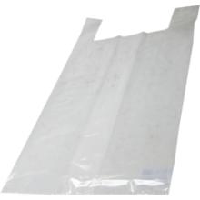 Hemddraagtas LDPE 30x10x60cm 25mu transparant 1000 stuks