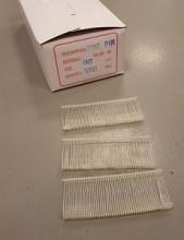 Nylon textielpins 35mm fijn 5000st