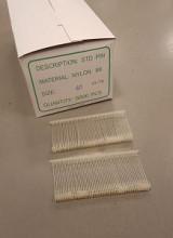 Nylon textielpins 40mm standaard 5000st