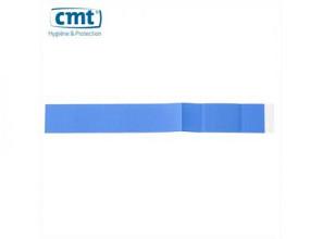 Hygiënische pleisters 180x20mm blauw 100 stuks 100 stuks Detecteerbaar