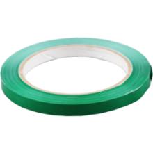 Tape - 12mm PVC  groen per stuk