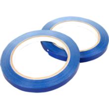 Tape 9mmx66mtr PVC 16 rollen licht blauw