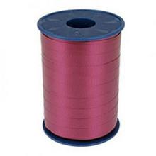 Krullint 5mm x 500 meter kleur roze cyclamen 028